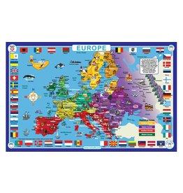TOT TALK EUROPE PLACEMAT