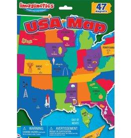 IMAGINETICS IMAGINETICS USA MAP