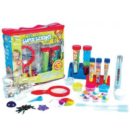 BE AMAZING MY FIRST SUPER SCIENCE KIT**