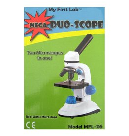 C & A SCIENTIFIC MEGA DUO-SCOPE MICROSCOPE