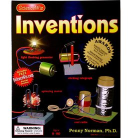 SCIENCE WIZ INVENTIONS SCIENCE WIZ