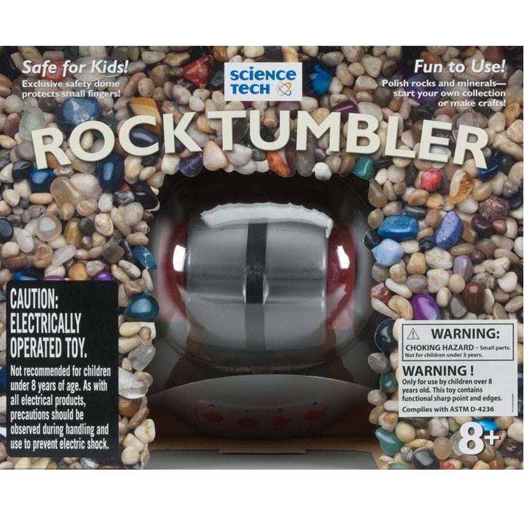 Elenco Electronics Rock Tumbler The Toy Store