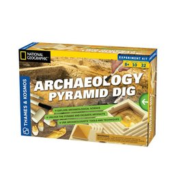 THAMES & KOSMOS ARCHAEOLOGY PYRAMID DIG