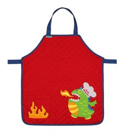 STEPHEN JOSEPH MONSTER QUILTED APRON