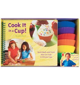 CHRONICLE PUBLISHING COOK IT IN A CUP PB MYALL
