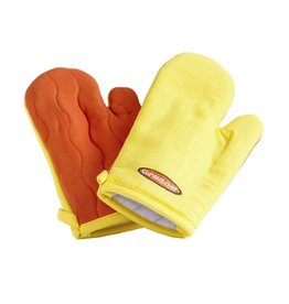 CURIOUS CHEF CHILD CHEF MITTS SET**