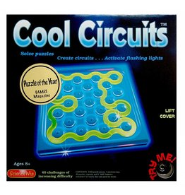 SCIENCE WIZ COOL CIRCUITS SCIENCE WIZ**