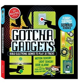 KLUTZ BUILD YOUR OWN GOTCHA GADGETS KLUTZ
