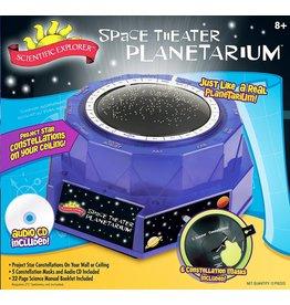 ALEX BRANDS SPACE THEATER PLANETARIUM