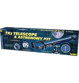 THAMES & KOSMOS TELESCOPE & ASTRONOMY KIT**