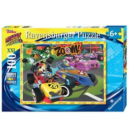 RAVENSBURGER USA GO MICKEY 100 PC PUZZLE