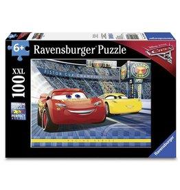 RAVENSBURGER USA CARS 3 MOVIE 100 PC PUZZLE