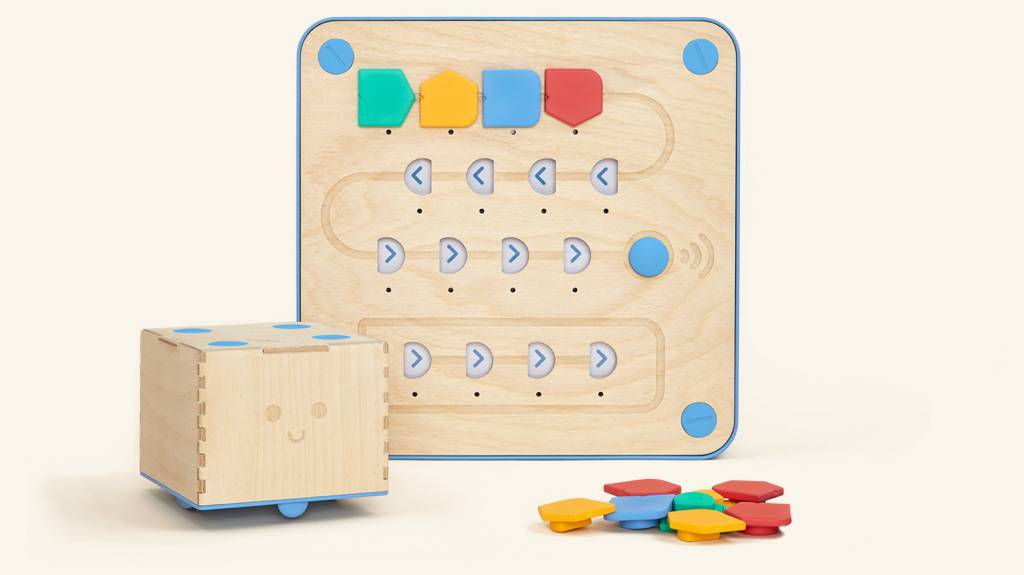 PRIMO CUBETTO PLAYSET**
