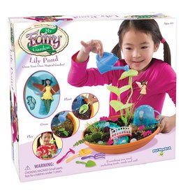 PLAYMONSTER MY FAIRY GARDEN LILY POND