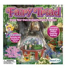 DUNECRAFT FAIRY TRIAD GARDEN KIT