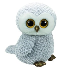 TY OWLETTE LARGE BEANIE BOO*