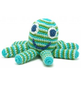 PEBBLE OCTOPUS RATTLE ORGANIC