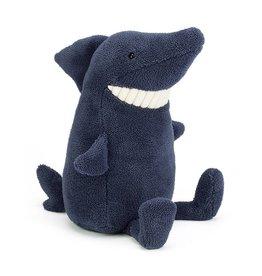 JELLY CAT TOOTHY SHARK*