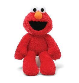 "GUND ELMO 12"" TAKE ALONG BUDDY GUND"