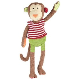 SIGIKIDS PATCHWORK SWEETY MONKEY XL**
