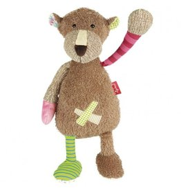SIGIKIDS PATCHWORK SWEETY BEAR**