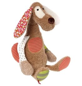 SIGIKIDS PATCHWORK SWEETY DOG