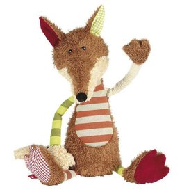 SIGIKIDS PATCHWORK SWEETY STRIPED FOX