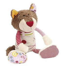 SIGIKIDS PATCHWORK SWEETY PINK CAT**