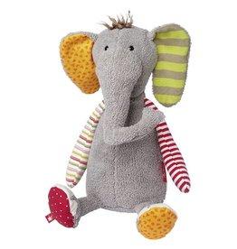 SIGIKIDS PATCHWORK SWEETY ELEPHANT*