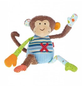 SIGIKIDS PATCHWORK SWEETY MONKEY**