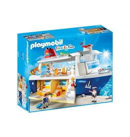 PLAYMOBIL CRUISE SHIP**