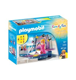 PLAYMOBIL SINGER WITH STAGE**