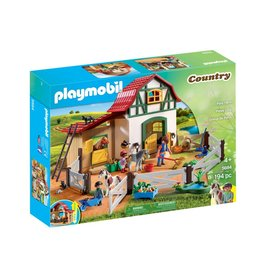 PLAYMOBIL PONY FARM PLAYMOBIL