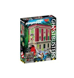 PLAYMOBIL GHOSTBUSTERS FIREHOUSE PLAYMOBIL