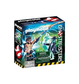 PLAYMOBIL SPENGLER & GHOST GHOSTBUSTERS