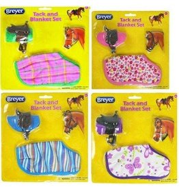 REEVES TACK & BLANKET BREYER