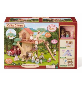 EPOCH EVERLASTING PLAY TREE HOUSE GIFT SET CALICO CRITTERS