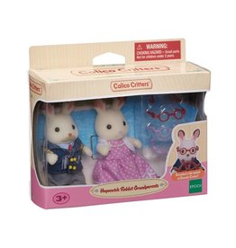 CALICO CRITTERS HOPSCOTCH RABBIT GRANDPARENTS CALICO CRITTERS