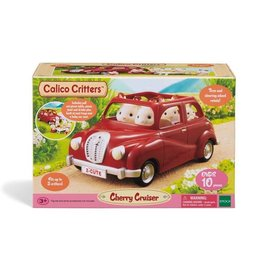 CALICO CRITTERS CHERRY CRUISER CALICO CRITTERS