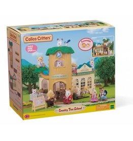 EPOCH EVERLASTING PLAY COUNTRY TREE SCHOOL CALICO CRITTERS