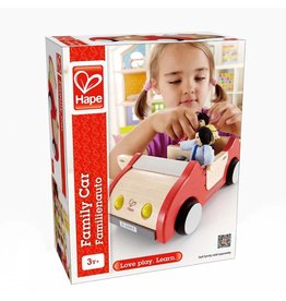HAPE DOLLHOUSE FAMILY CAR