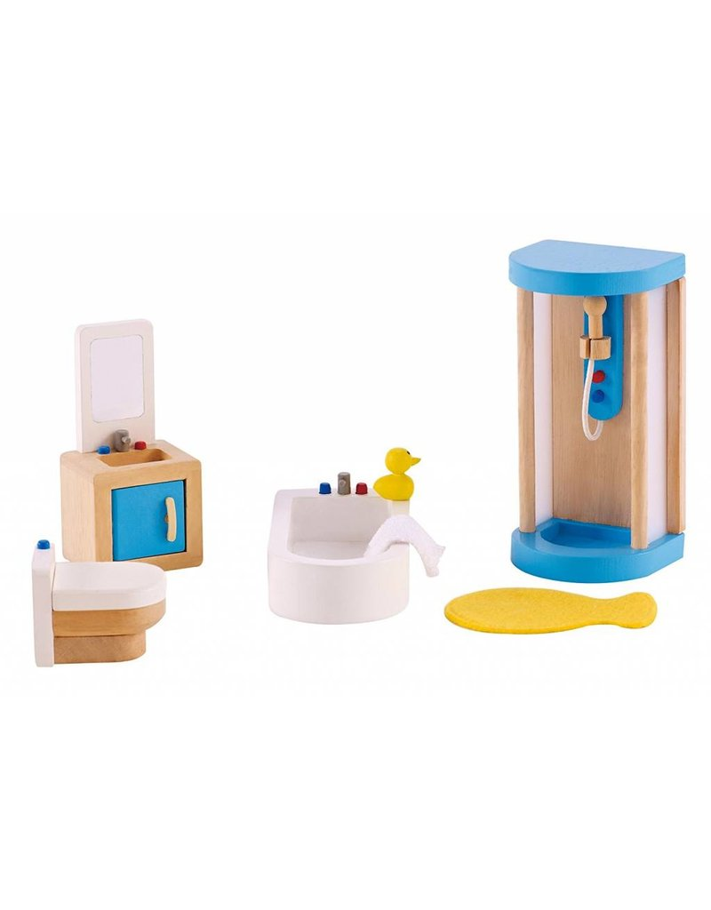 HAPE DOLLHOUSE BATHROOM