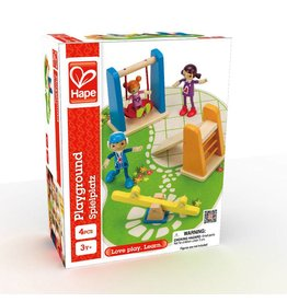 HAPE DOLLHOUSE PLAYGROUND