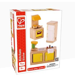 HAPE DOLLHOUSE KITCHEN