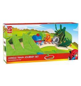 HAPE JUNGLE TRAIN JOURNEY SET**