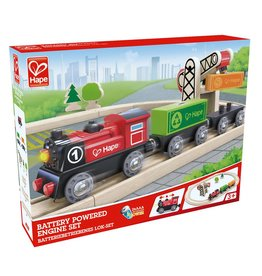 HAPE BATTERY POWERED ENGINE SET*