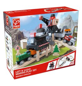 HAPE LIFT & LOAD MINING PLAY SET**