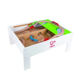 HAPE REVERSIBLE TRAIN STORAGE TABLE HAPE