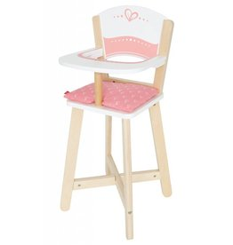 HAPE DOLL HIGHCHAIR HAPE