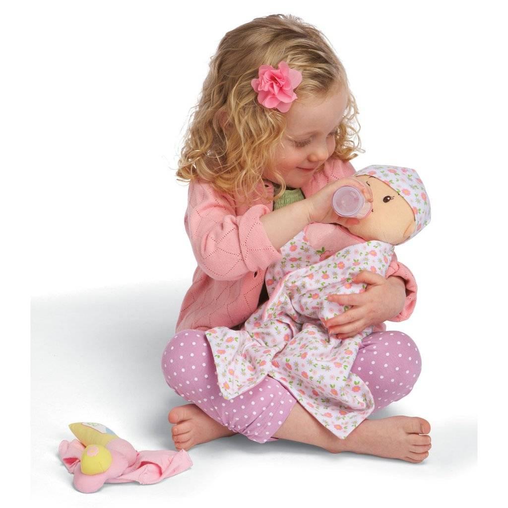 MANHATTAN TOY BABY STELLA BRINGING HOME BABY SET*
